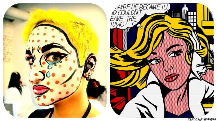collage nadia