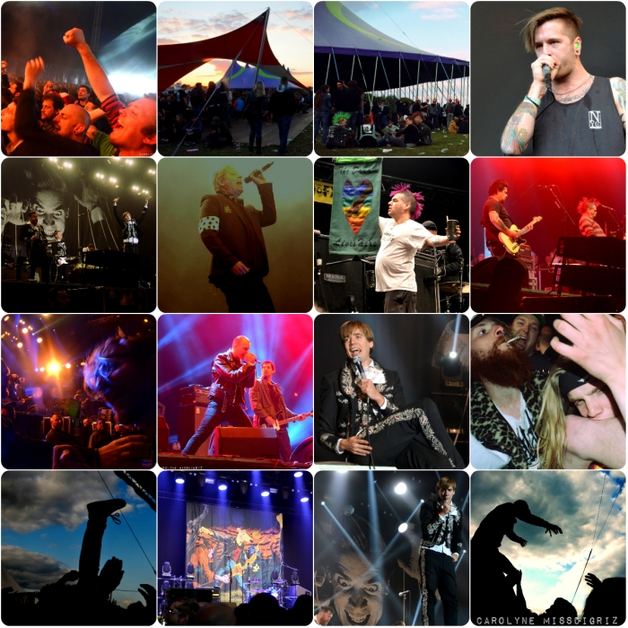 collage groezrock